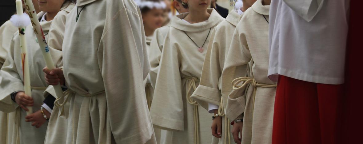 Kachel Erstkommunion